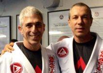 Leão Teixeira e Carlos Gracie Jr