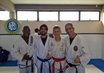 Buiu, Felipe Leão Teixeira, Rayzon Gracie e Leão Teixeira
