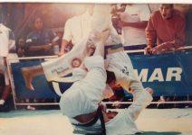 Aplicando uma raspagem na final do Internacional Master e Sênior - 1999